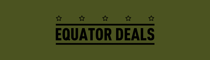 Equator Deals