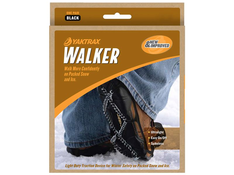 yaktrax black small