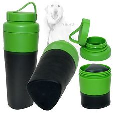 LMF00703 Pack-Up-Bottle Green