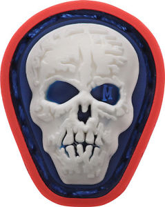 MXMCHSC Maxpedition Hi Relief Skull Micropatch