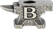 BUP Buck Standard Bead Pewter