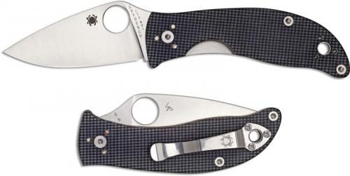 Spyderco Alcyone G10 Gray C222GPGY