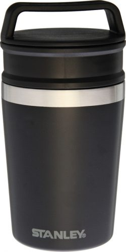 STA02887B Adventure Vacuum Mug Black