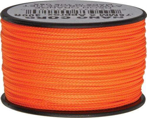 RG1145 Nano Cord Neon Orange
