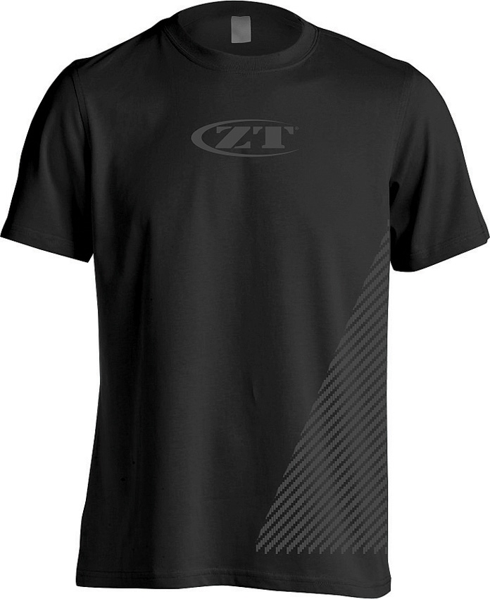 ZT183L T-Shirt Black Large