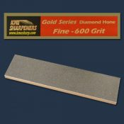 KME Gold Series Find Diamond Hone, 600 grit GS-600
