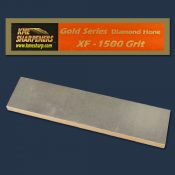 KME Gold Series X-Fine Diamond Hone, 1500 grit GS-1500