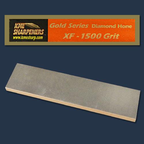 KME Gold Series X-Fine Diamond Hone, 1500 grit GS-1500