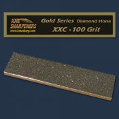 KME Gold Series XX-Coarse Diamond Hone, 100 grit GS-100