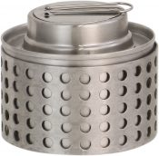 PTH010 Alcohol Stove with Flame Reg