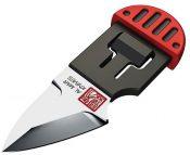 AMK1001RBKBL Stinger Keyring Knife Red