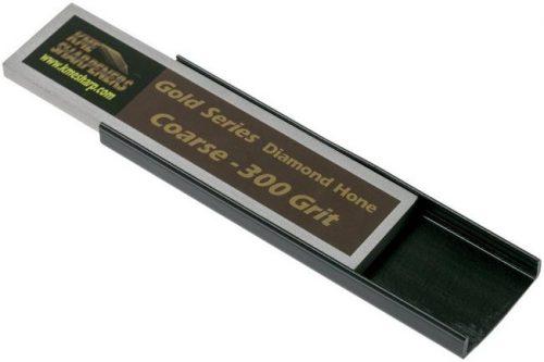 Gold Series Coarse Diamond Hone, 300 Grit GS-300